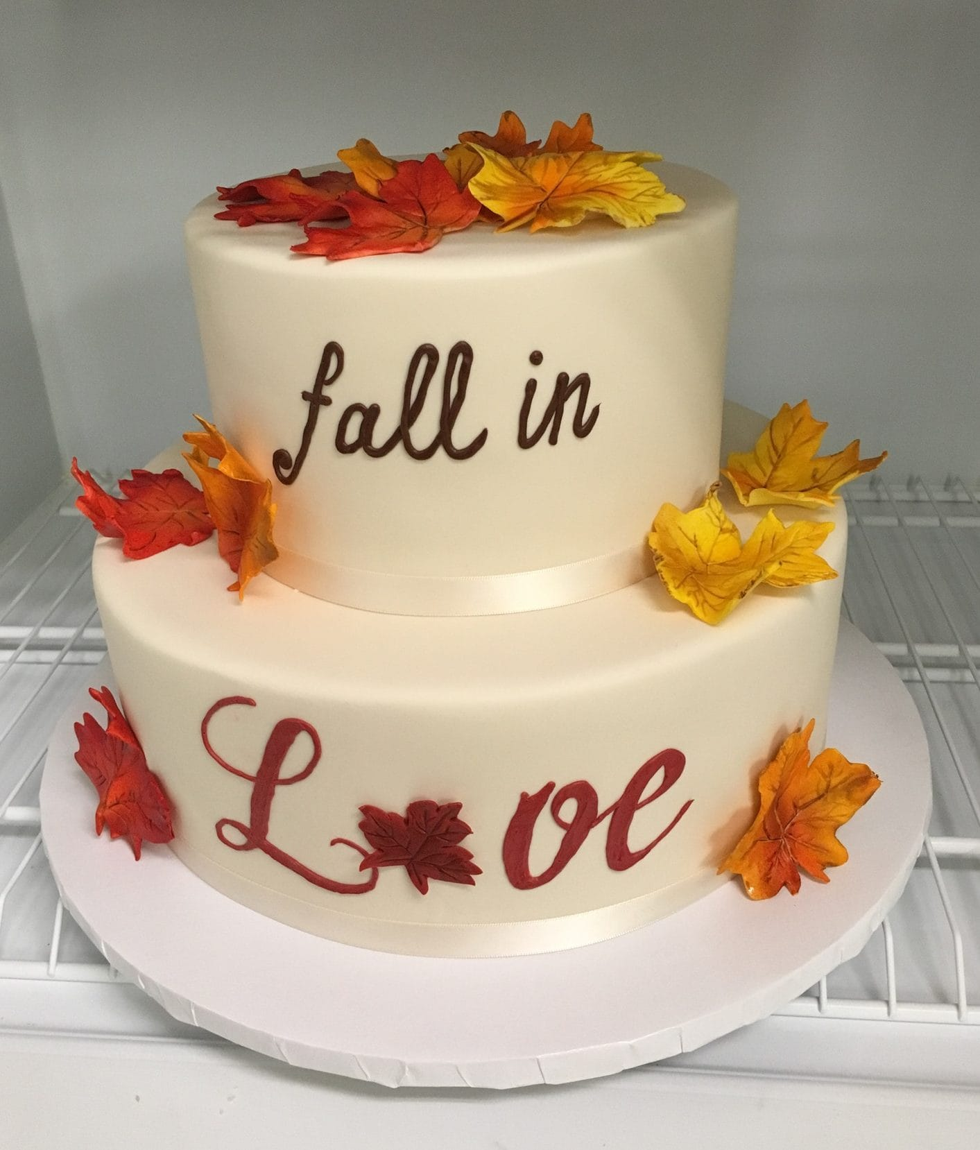 Bridal Shower - David's Custom Cakes