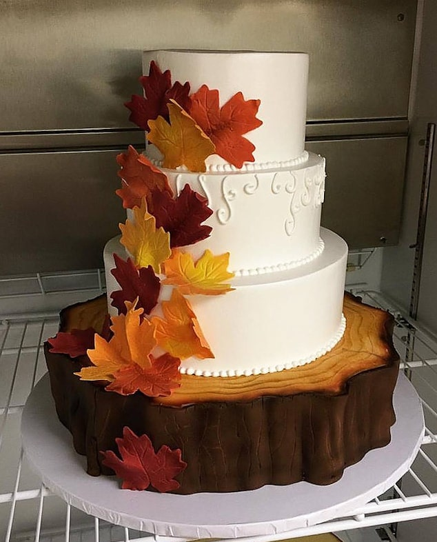 Wedding Cakes - David\'s Custom Cakes