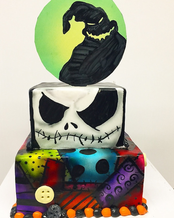 Nightmare Themed Cake