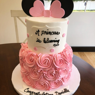 A Princess is Blooming Baby Shower