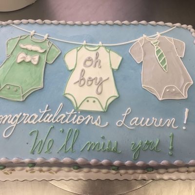 Oh Boy! Baby Shower